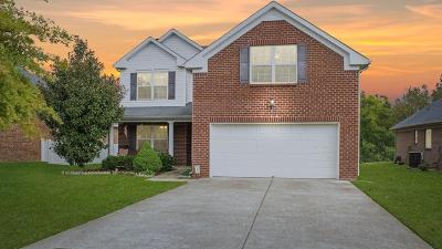 Single Family Home Under Contract - Not Showing: 5022 Saint Ives Dr