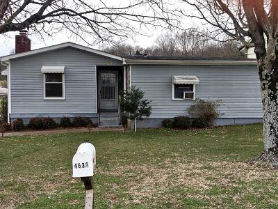 Old Hickory Single Family Home For Sale: 4638 Wright Avenue