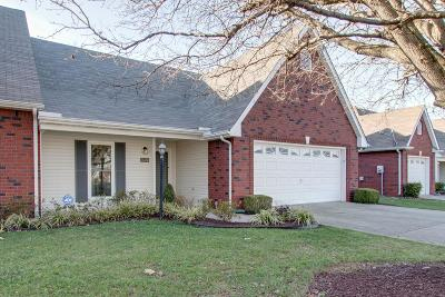 Murfreesboro Single Family Home Under Contract - Not Showing: 1828 Black Fox Xing