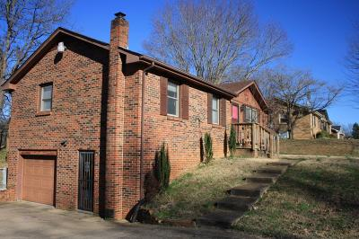 Clarksville Single Family Home For Sale: 2186 Blakemore Dr