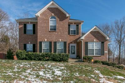 Clarksville Single Family Home For Sale: 3443 Hickory Glen Dr