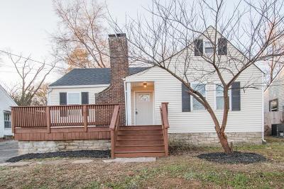Single Family Home For Sale: 2509 Inga St