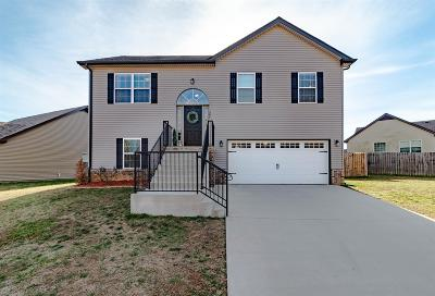 Montgomery County Single Family Home Under Contract - Not Showing: 597 Cameo Ct