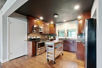Single Family Home For Sale: 89 McCall St