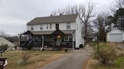 Old Hickory Multi Family Home For Sale: 1306 9th St