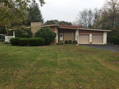 Christian County Single Family Home For Sale: 162 Pembroke Oak Grove Road