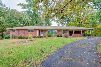 Dickson Single Family Home For Sale: 1991 Highway 48 N
