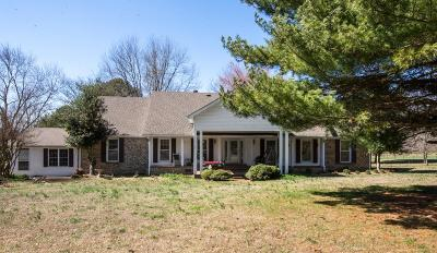 Hermitage Single Family Home Under Contract - Not Showing: 4118 Smotherman Ln