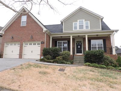 Williamson County Single Family Home For Sale: 8180 Middlewick Ln