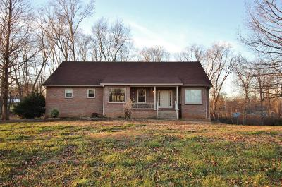 Clarksville Single Family Home For Sale: 1652 Adswood Rd