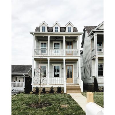 Nashville Single Family Home Under Contract - Not Showing: 5208 Louisiana Ave