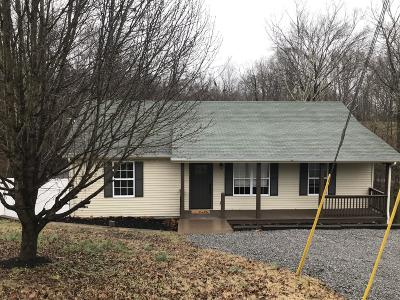 Ashland City Single Family Home Under Contract - Not Showing: 116 Annette Dr