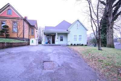 Nashville Single Family Home Under Contract - Showing: 1504 Russell St