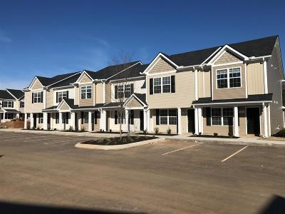 Murfreesboro Condo/Townhouse Under Contract - Not Showing: 2333 Convention Way (Lot 117)