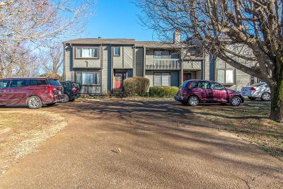 Old Hickory Condo/Townhouse For Sale: 4428 S Trace Blvd