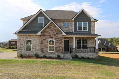 Lavergne Single Family Home For Sale: 204 McGreevy Dr (Lot 118)