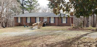 White Bluff Single Family Home Under Contract - Showing: 1696 Taylor Town Rd