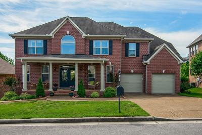 Single Family Home For Sale: 1725 Yellow Wood Ct