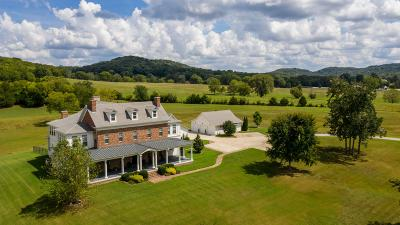 Thompsons Station  Single Family Home For Sale: 4810 Scenic Oaks Pvt Ln