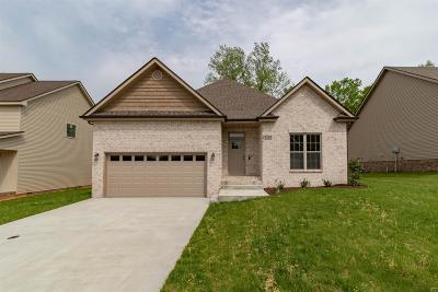 Clarksville Single Family Home For Sale: 313 Chase Dr