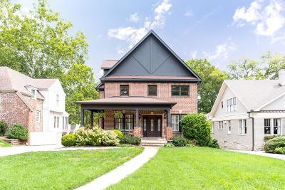 Single Family Home For Sale: 216 Carden Ave