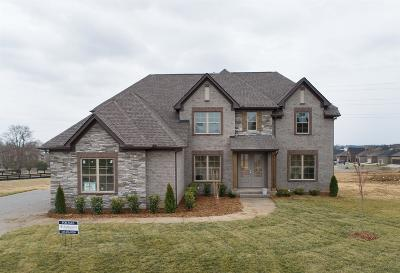 Gallatin Single Family Home For Sale: 1207 Galloway Ln Lot 17