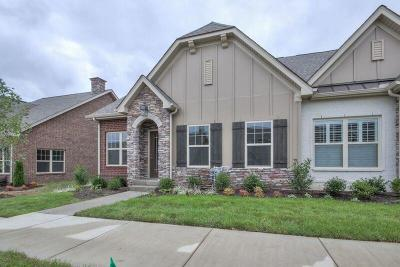 Gallatin Single Family Home For Sale: 204 Glennister Ct, Lot 37