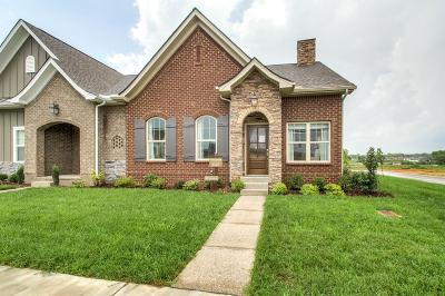 Gallatin Single Family Home For Sale: 208 Glennister Court, Lot 35