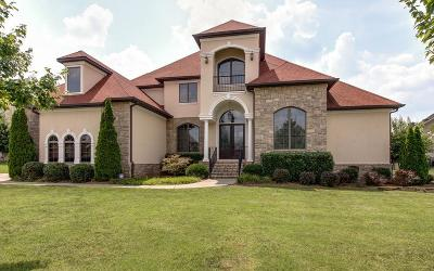 Murfreesboro Single Family Home For Sale: 744 Stone Mill Cir
