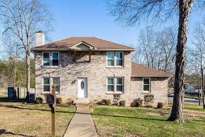 Mount Juliet Single Family Home For Sale: 312 Castlewood Dr