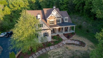 Franklin Single Family Home For Sale: 6261 Meeks Rd
