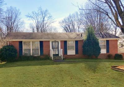 Montgomery County Single Family Home For Sale: 123 Maxwell Dr