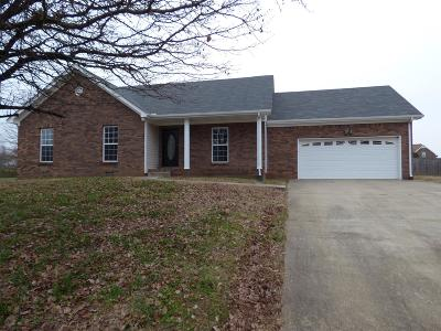 Clarksville Single Family Home For Sale: 1136 Drawbridge Ct