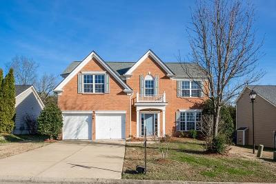 Mount Juliet Single Family Home Under Contract - Not Showing: 2255 Monthemer Cove Dr