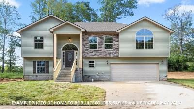 Clarksville TN Single Family Home Under Contract - Showing: $244,900