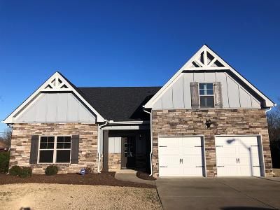 Murfreesboro Single Family Home For Sale: 5058 Saint Ives Dr