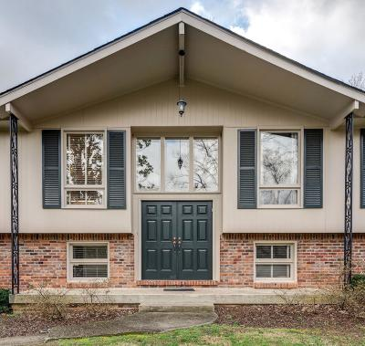 Nashville Single Family Home For Sale: 807 Highland Crest Dr