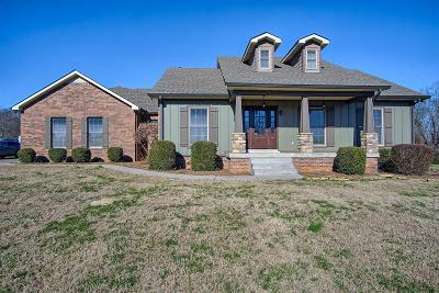 Robertson County Single Family Home Under Contract - Showing: 3607 Edd Ross Rd