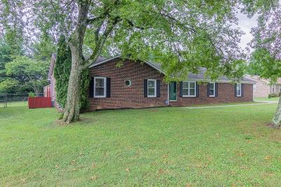 Single Family Home For Sale: 157 Hickory Hills Dr