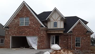 Murfreesboro Single Family Home Under Contract - Not Showing: 830 Stovers Glen Dr