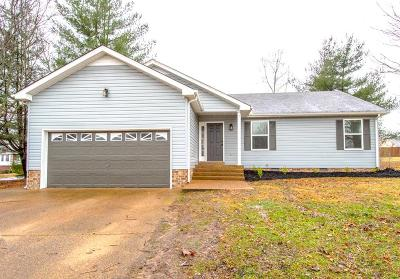 Greenbrier Single Family Home Under Contract - Not Showing: 4025 Awe Inspiring Dr