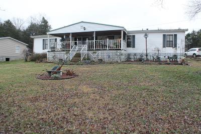 Alexandria Single Family Home For Sale: 212 E Main St
