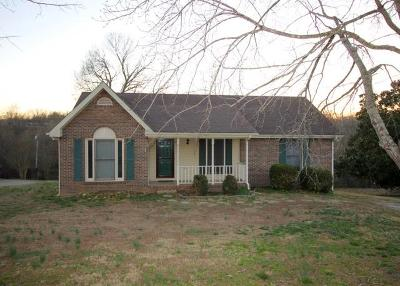 Springfield Single Family Home For Sale: 407 Lakeshore Dr
