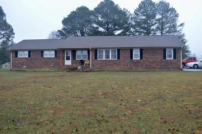 Franklin County Single Family Home Under Contract - Showing: 760 Riva Lake Rd