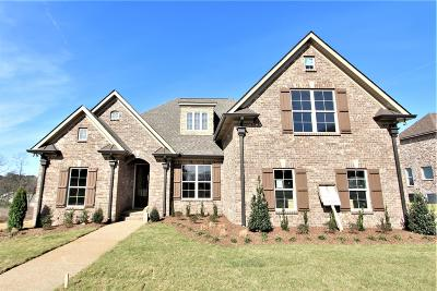 Mount Juliet Single Family Home For Sale: 436 Whitley Way #215