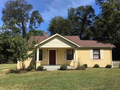 Nashville Single Family Home For Sale: 2209 Carter Ave