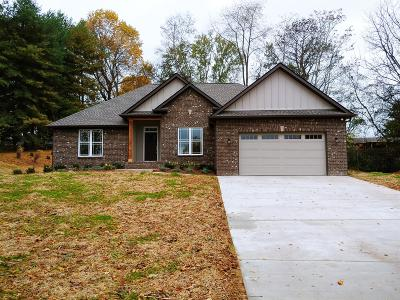 Columbia  Single Family Home For Sale: 615 Cumberland Dr