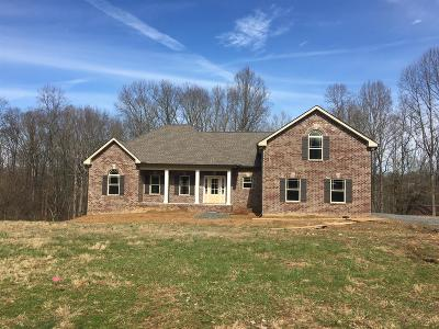 Goodlettsville Single Family Home For Sale: 5910 Dividing Ridge Rd