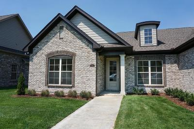 Sumner County Single Family Home For Sale: 1162 West Cavaletti Cir Lt 264