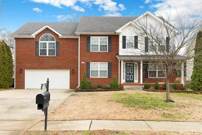 Clarksville TN Single Family Home For Sale: $233,900